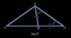 Существующие треугольники